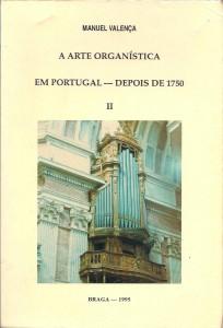 A Arte Organística em Portugal