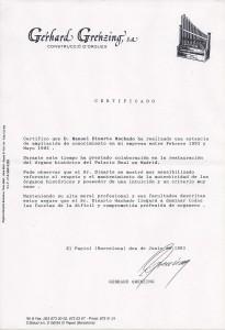 Gérhard Grenzing_Certificado
